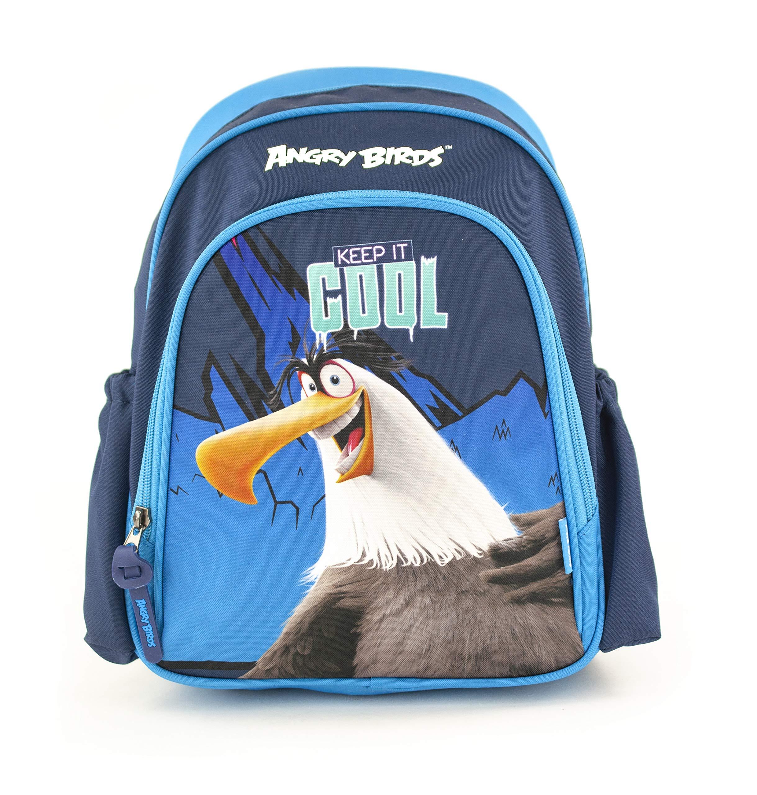 Angry Birds 19AB-940-EI – Mochila, 30 cm, 8 L, diseño de Eagles Island