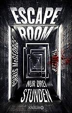 Escape Room - Nur drei Stunden: Thriller