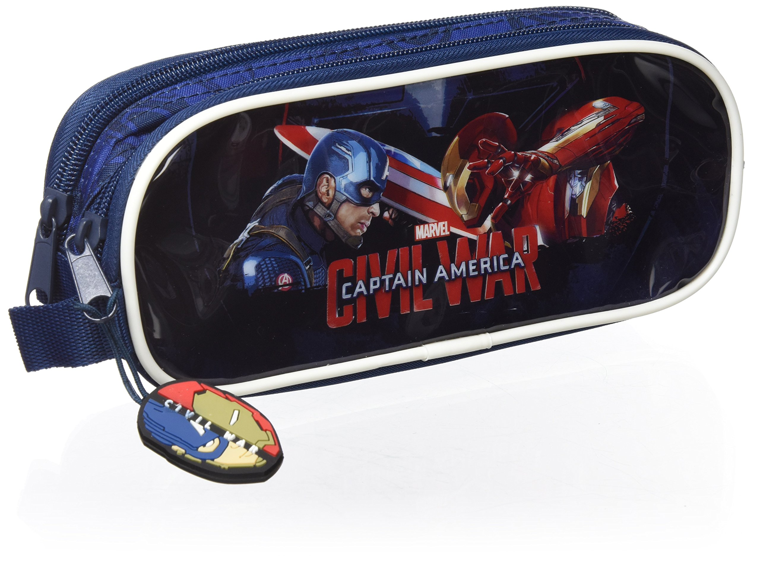 Avengers – Estuche portatodo Doble (SAFTA 811609513)