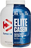 Dymatize Nutrition Elite Casein Powder - 4 lbs (Rich Chocolate)