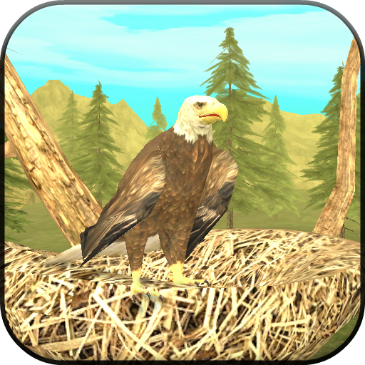 wild-eagle-sim-3d