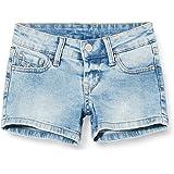 Pepe Jeans Foxtail T-Shirt, Azul (Denim 000), 4-5 Anos para Niñas
