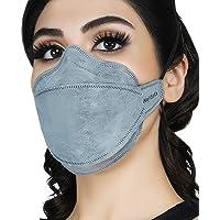 Weldots™ Fender Premium N95 Mask for Men & Women — Reusable Face Mask — KF94 Mask — 6 Layer DRDO, ISI (BIS) Certified…