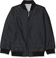 Quiksilver Jungen Darkfieldyouth B Kvj0 Jacket