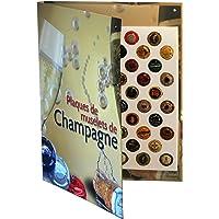 SAFE-ID - Articles de collectionneurs - Présentoir pour 100 Capsules de Champagne 7988