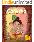 Large Print: Ganesha The God of Prosperity-Indian Mythology