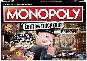 Monopoly Tricheurs - Jeu de Société - E1871