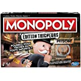 Monopoly - Jeu de societe Monopoly Tricheurs - Jeu de plateau - Version française