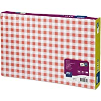 Tork 474540 Sets de table jetables Advanced / un pli - rectangulaire - 42cm x 27cm - 500 items - Imprimé vichy