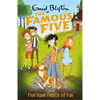 Five Have Plenty Of Fun: Book 14 (Famous Five series)