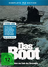 Das Boot - Complete Edition  (+ Bonus-BR) (+ CD-Soundtrack) (2 Hörbücher) [Blu-ray]