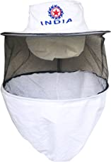 Bee veil (India Whit colour)