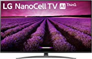 LG Nano 8 Series 4K 55 inch Class Smart UHD NanoCell TV