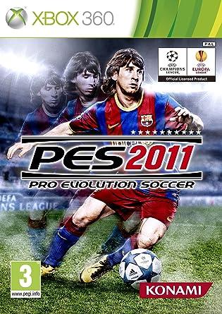 скачать бесплатно игру Pro Evolution Soccer 2011 через торрент img-1