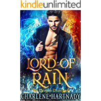 Lord of Rain (The Dragon Demigods Book 5)
