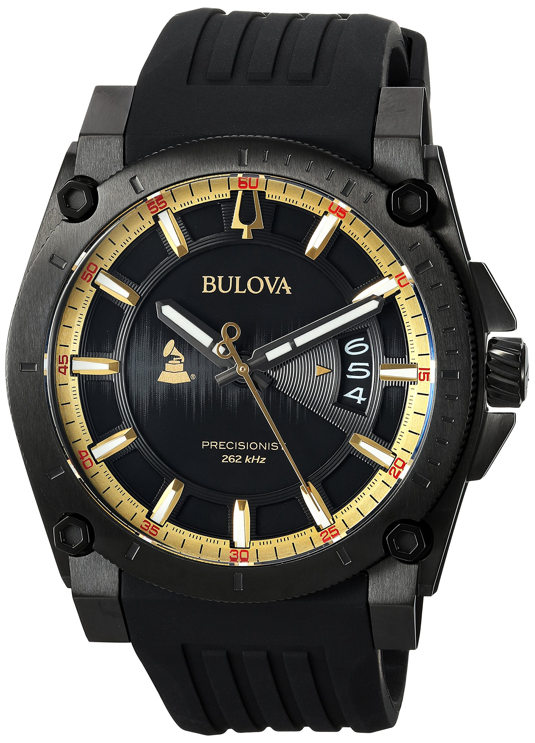 Bulova Men's Special GRAMMY Edition Precisionist Watch