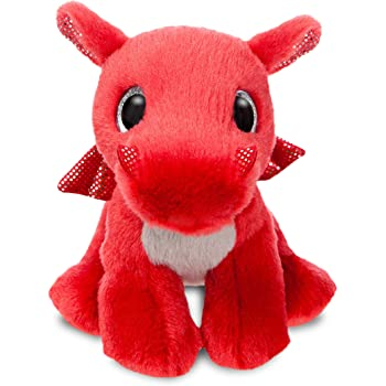Aurora World 60862 Sparkle Tales Flame Dragon Soft Toy 1c0ec035cbe6