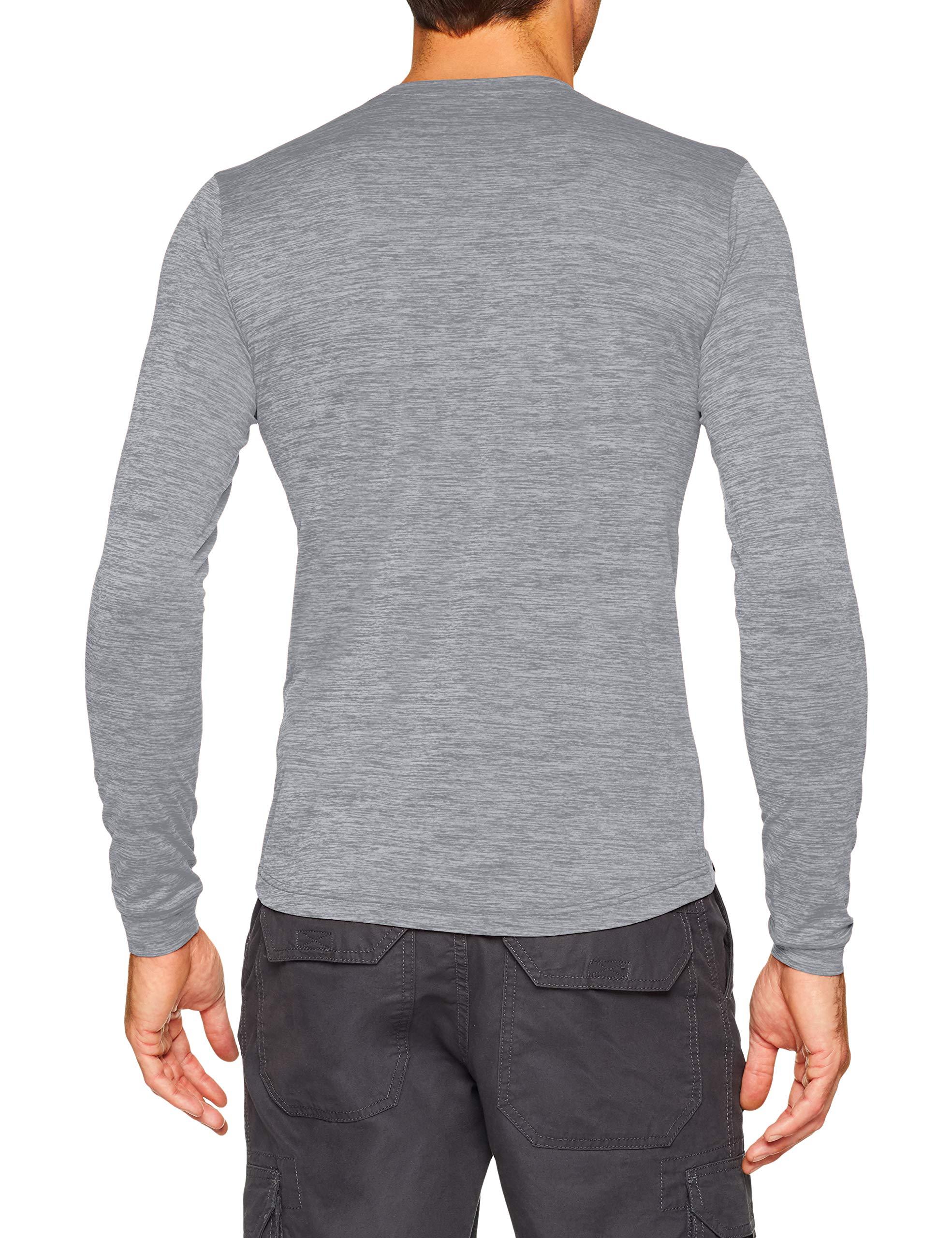 Prettystern berretto beanie 100/% cashmere bicolore due strati grigio scuro grigio chiaro reversibile uomini /& donne