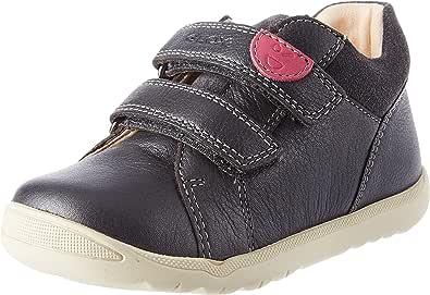 Geox B Macchia Girl A, Chaussures First Walker Fille