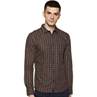 Amazon Brand - Symbol Men's Regular Fit Casual Shirts
