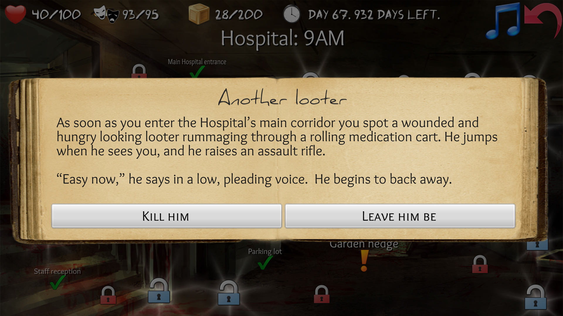 Overlive - Zombie Apocalypse Survival - An Interactive