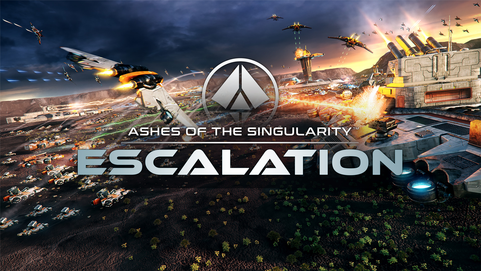 Price comparison product image Ashes of the Singularity: Escalation [PC Code - Steam]