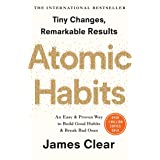 Atomic Habits: The life-changing million copy bestseller