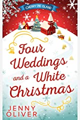 Four Weddings And A White Christmas (Cherry Pie Island Book 5) Kindle Edition