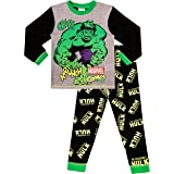 Marvel The Incredible Hulk Crash Krunch Pijama para niños