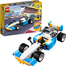 LEGO Creator 31072 - Ultimative Motor-Power, Bauspielzeug