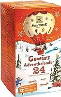 Sonnentor Bio Gewürz Adventskalender, 116 g