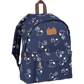 4caefa1488 Vans X Peanuts Tonal Embroidery Realm Bag Backpack  Amazon.co.uk ...