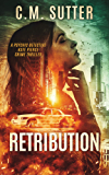 Retribution: A Psychic Detective Kate Pierce Crime Thriller Book 1 (Psychic Detective Kate Pierce Crime Thriller Series) (English Edition)