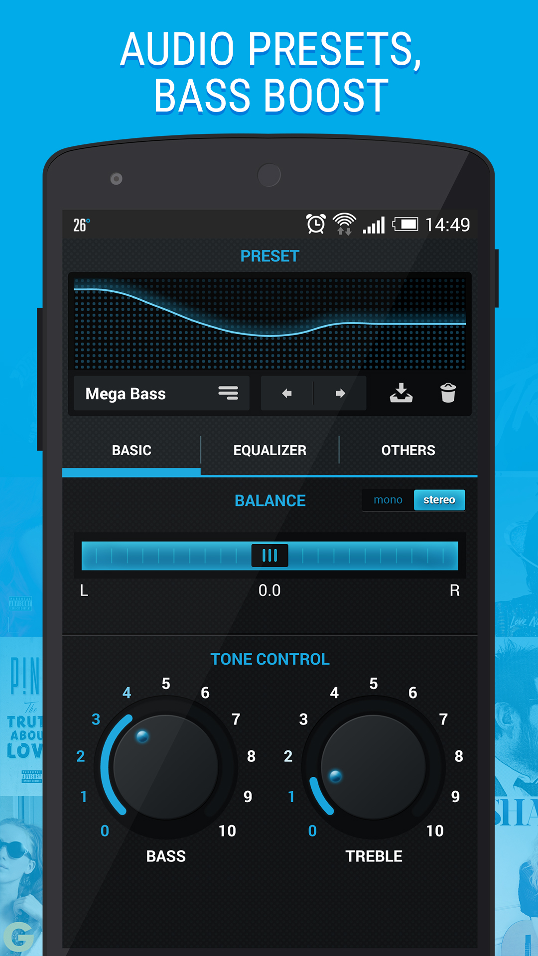n7player Music Player Screenshot