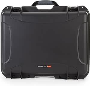 Nanuk 930 0001 Hartschalenkoffer Wasserdicht Leer Kamera
