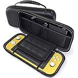 innoGadgets-väska kompatibel med Nintendo Switch Lite, Nintendo Switch Lite, svart
