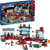 LEGO76175MarvelSpider-ManAttackontheSpiderLairBuildingSetwithGreenGoblinandVenomFigure,SuperHeroesToy