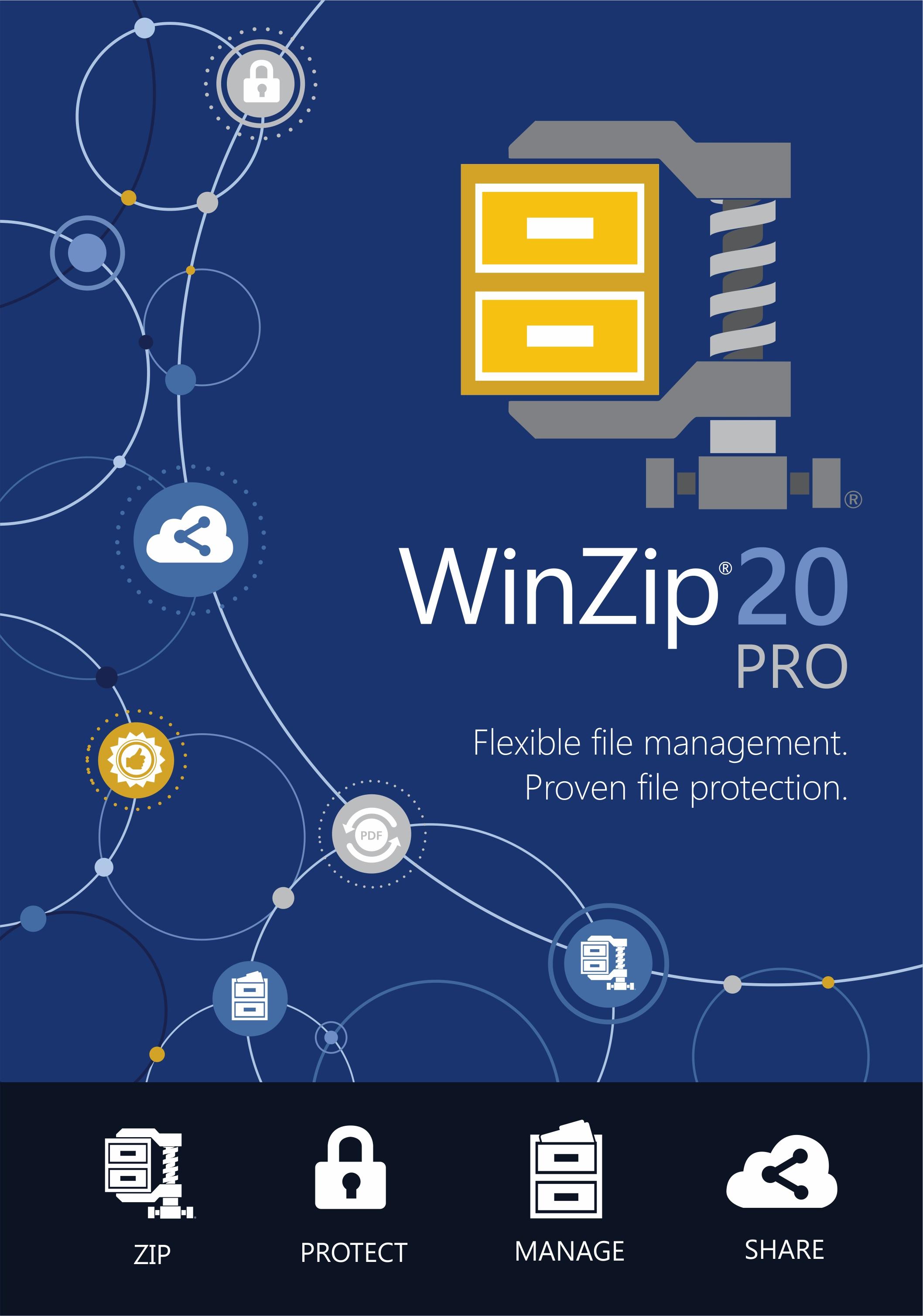 WinZip 20 Pro [Download]