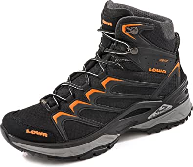 Lowa Men's Innox Gtx Mid High Rise Hiking Boots, 10