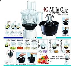 Maggi Rio All in One 4G Food Processor Attachment & Cocounut scrapper for Mixer