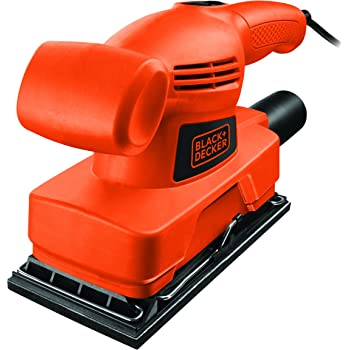 Ponceuse 1 3 feuille 260w b&d