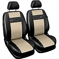 Autositzbezüge für Citroen C8 02-14 5-Sitze Grau Set Schonbezüge Sitzbezüge Auto