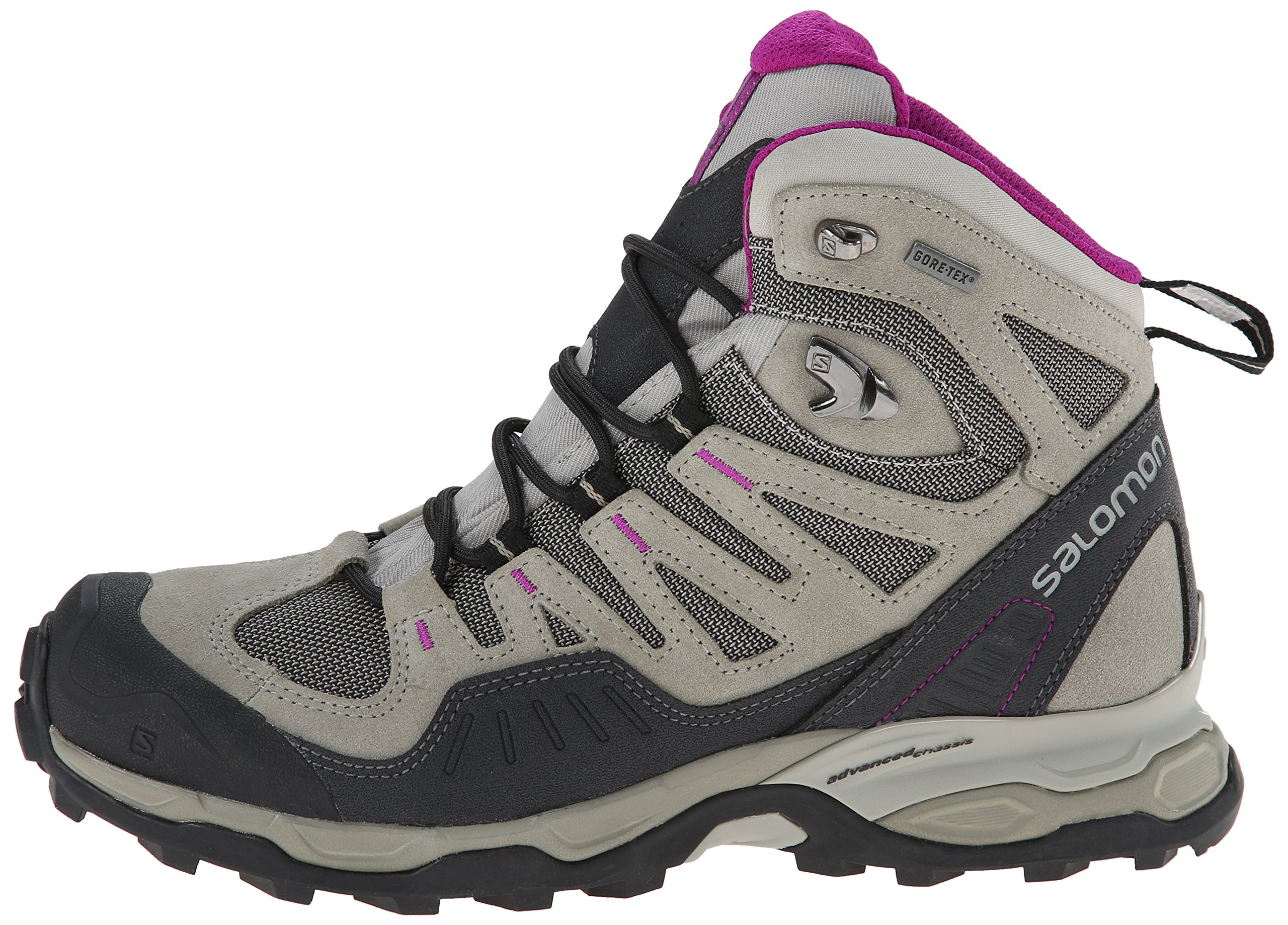 Stiefel Salomon Womens Tex Conquest Wandern Gore Outdoor Campingamp; E2IDH9