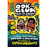 The Adventures of Ook and Gluk: Kung Fu Cavemen from the Future (Captain Underpants Book 1)