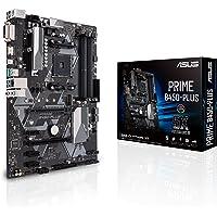 Asus Prime B450-Plus Mainboard Sockel AM4 (ATX, AMD AM4, DDR4-Speicher, natives M.2, USB 3.1 Gen 2)