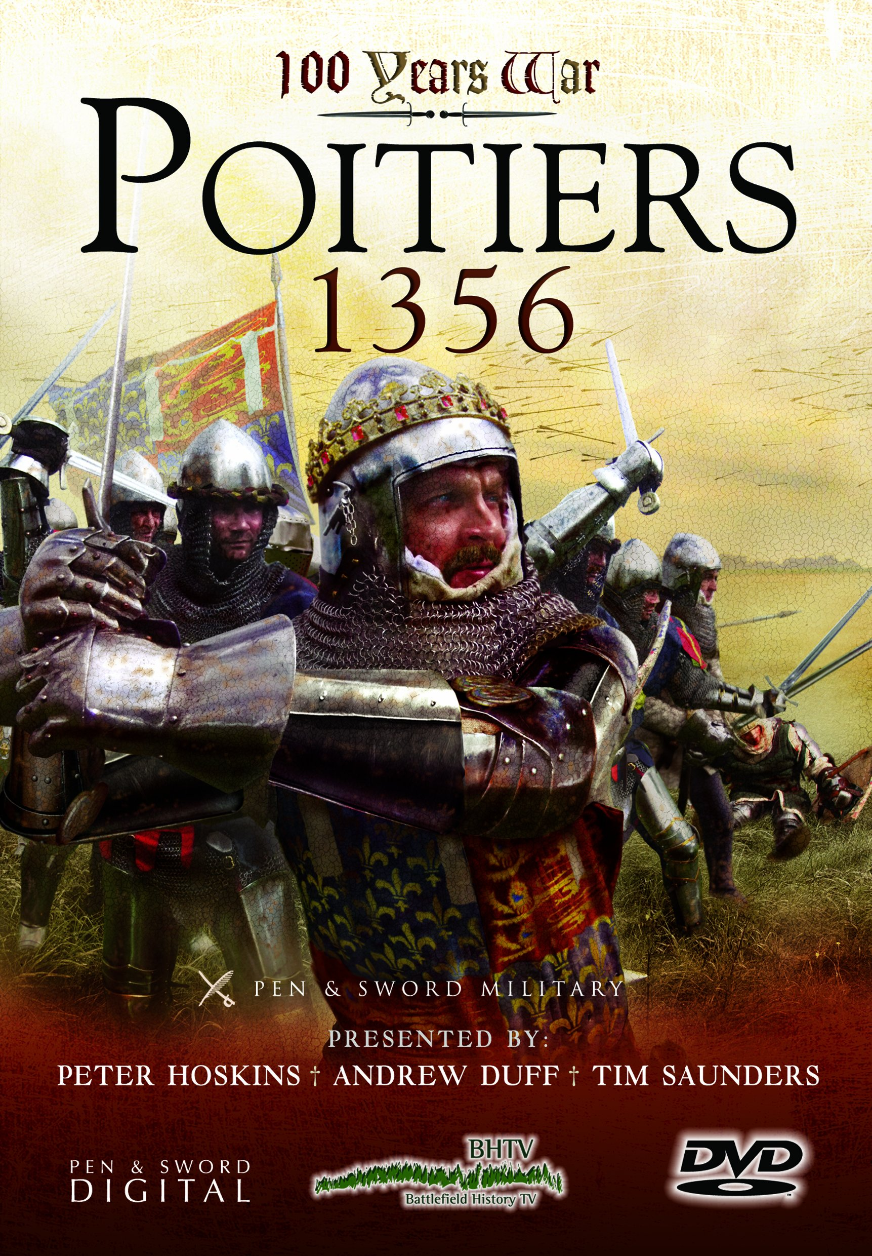 100 Years War: Poitiers 1356