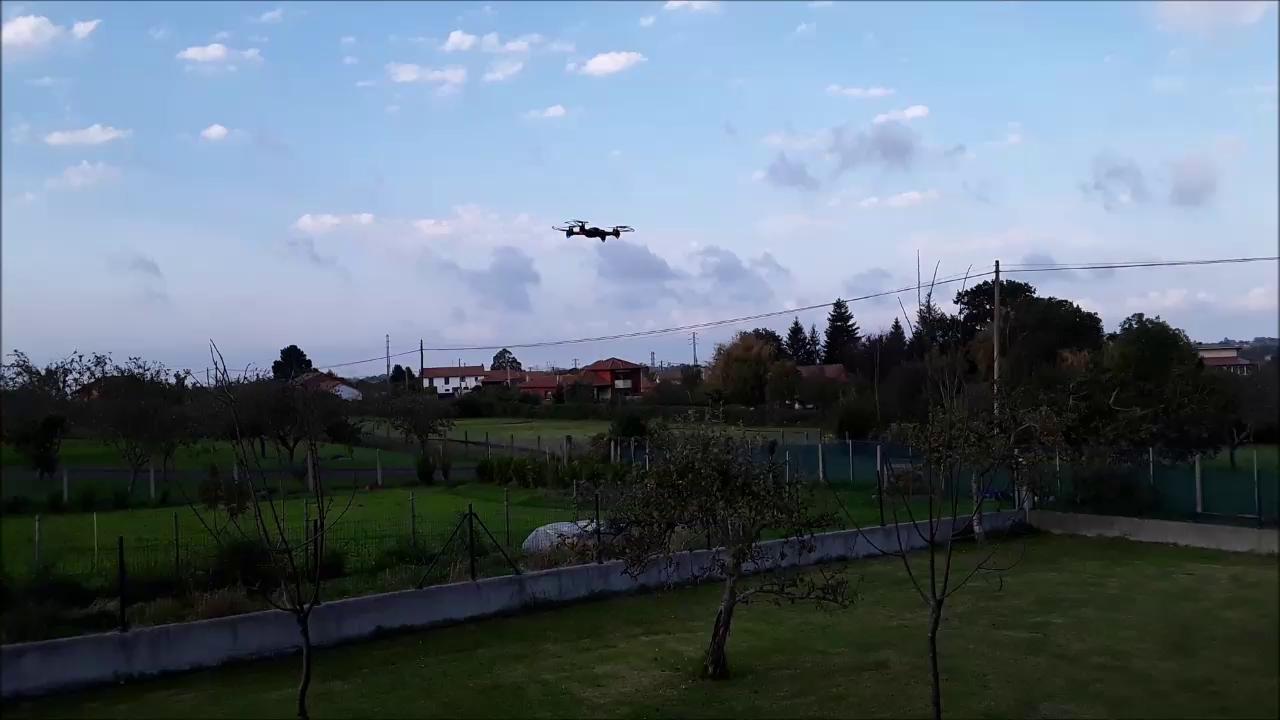 Amazon.es:Opiniones de clientes: Asbww | Dron GPS con Cámara Full ...