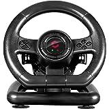 Speedlink Black Bolt Racing Wheel (PC) - [Edizione: Regno Unito]
