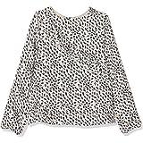IKKS Junior Blouse Ml Imprimee A Volant Blusa para Niñas