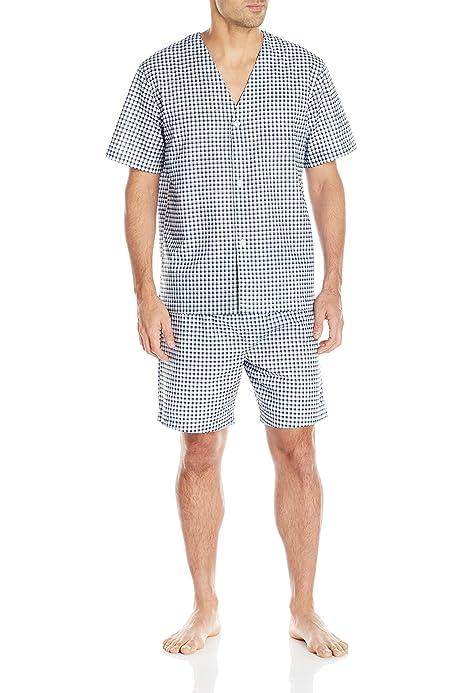 Fruit of the Loom Mens Premium Broadcloth Pajama Short Pajama Bottom